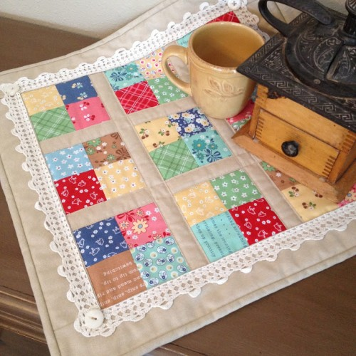 Coffee Time Quilt