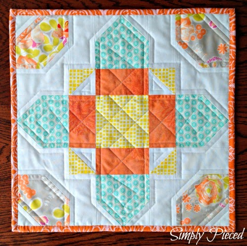 Celtic Cross Block Tutorial