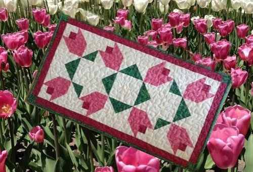 Tulip Time Table Topper
