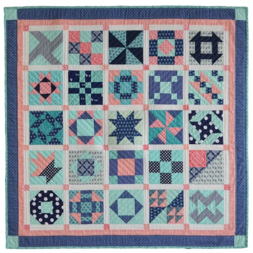 Quick And Easy Sampler Quilt Quilting Digest Adorable Sampler Quilt Patterns
