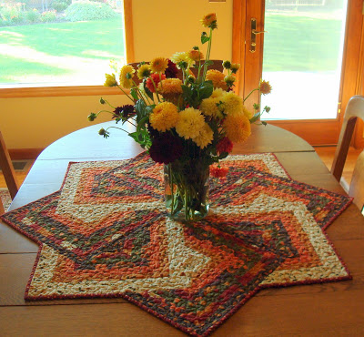 Spinning Star Table Topper