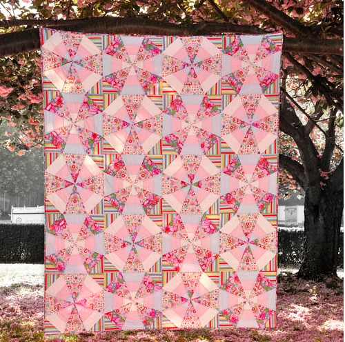 Whirl Quilt