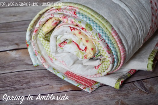 Spring in Ambleside Quilt