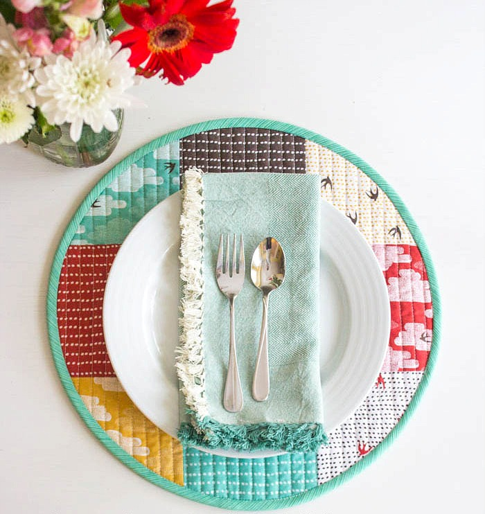 Circular Placemat Tutorial