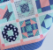Easy Sampler Quilt Pattern