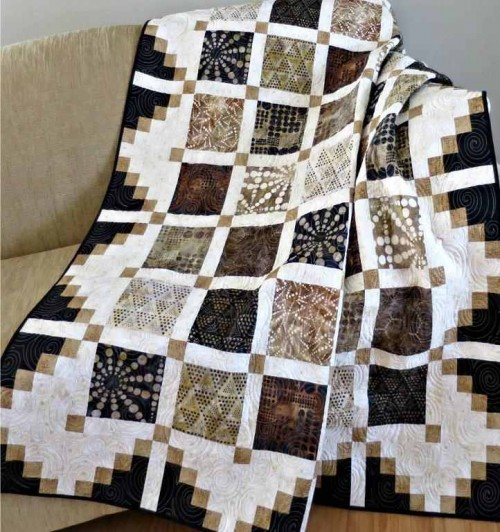 Stunning Quilt Is Super Easy To Make Quilting Digest
