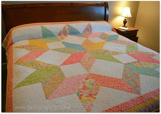 Carpenter's Wife Quilt Pattern