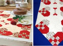 Heart of the Home Table Runner