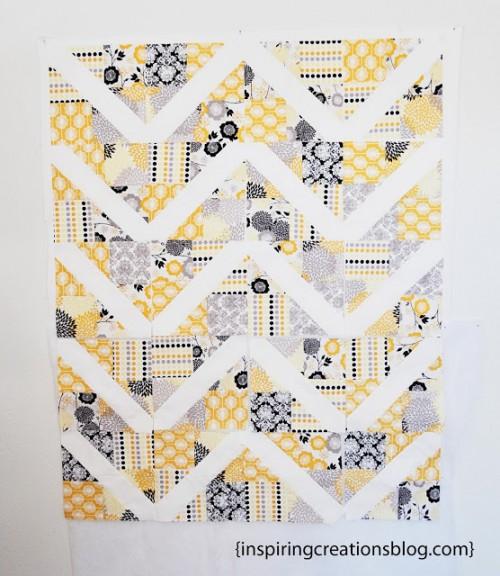 4 Patch Slice Quilt