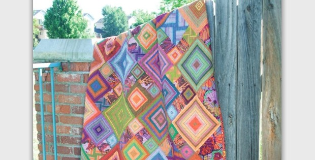 Painted Desert Quilt Pattern
