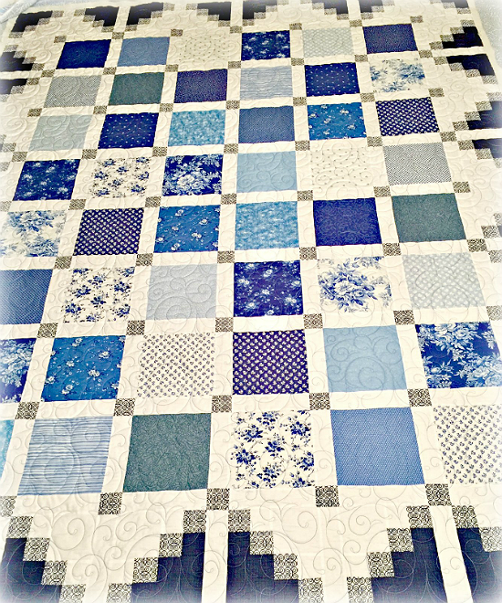Simply Cool Quilt Pattern