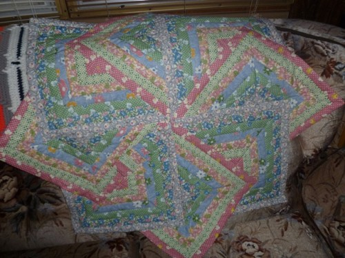 Star Spin Table Topper
