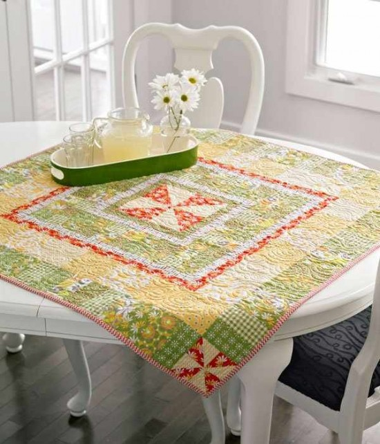 This Sunny Quilt Is Sure To Charm Quilting Digest