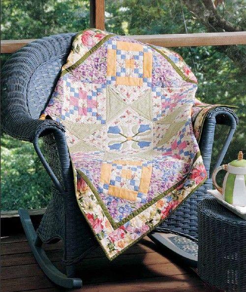 Spring Garden Quilt