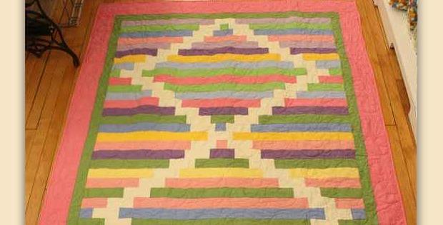 Grandma's Dominoes Quilt