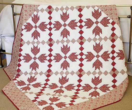 Bordeaux Quilt Pattern