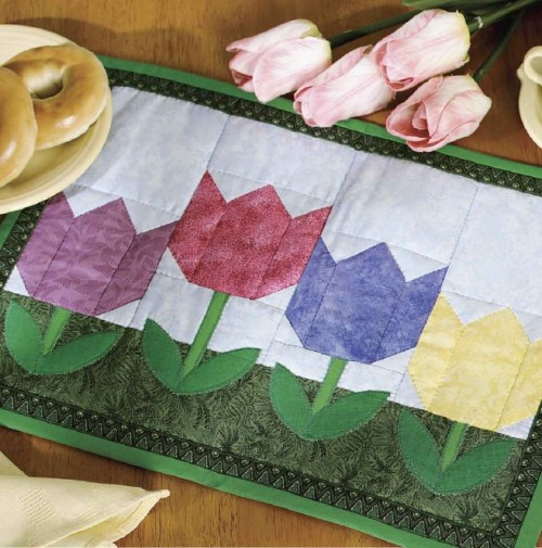 Tulips Placemats or Wall Hanging