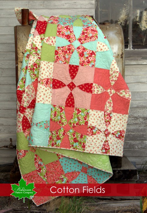 Cotton Fields Quilt