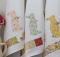 Bunny Kitchen Towels Pattern