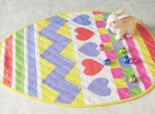 Easter Egg Table Topper