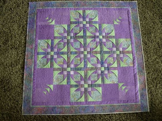 Mexican Stars Quilt Quilting Digest