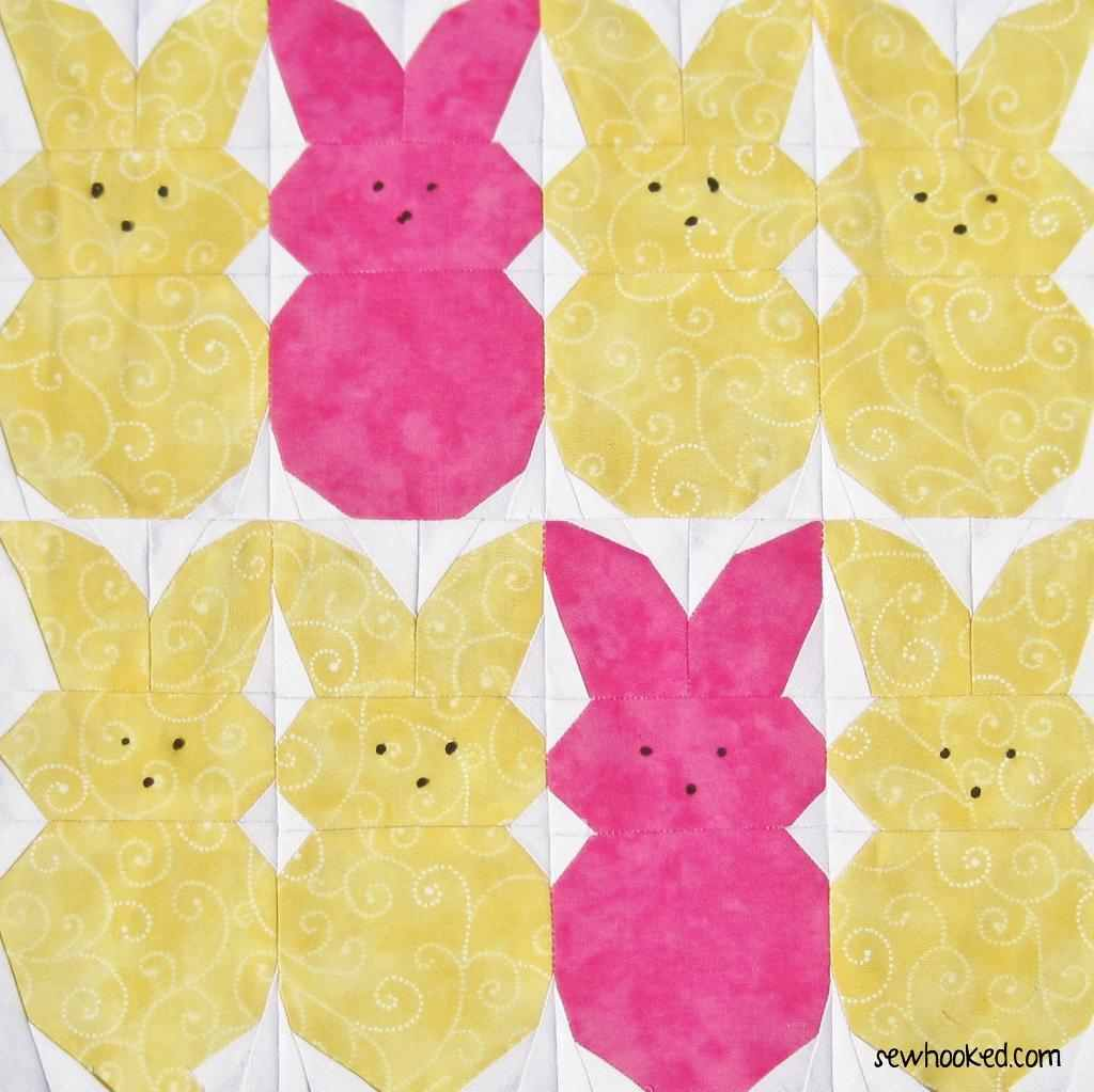 If you like Peeps, you'll love having your own unique Peeps quilt to ...