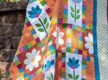 In Bloom Quilt Pattern