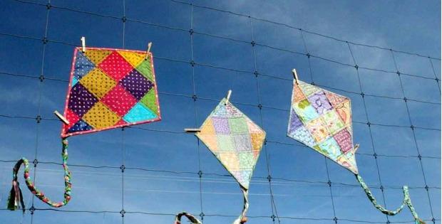Patchwork Kite