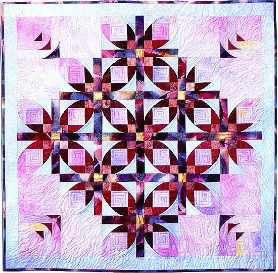 Mexican Stars Quilt