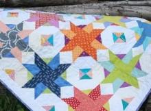 Picnic Pinwheels Quilt