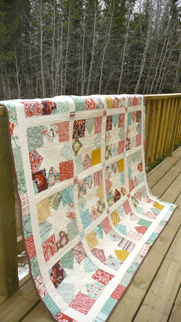 Quilting Digest Free Patterns : This Quilt is Quick and Easy Even for Beginners - Quilting Digest