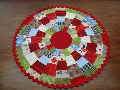Scrappy String Table Mat