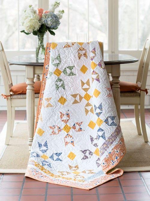 Prairie Blossoms Quilt