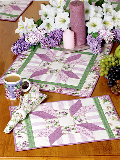 Emily's Roses Kitchen Set
