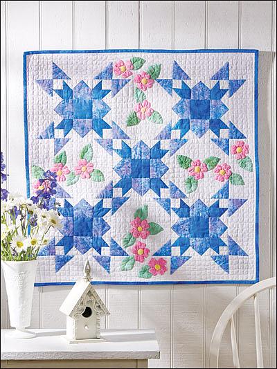 Weathervane Stars Quilt Pattern