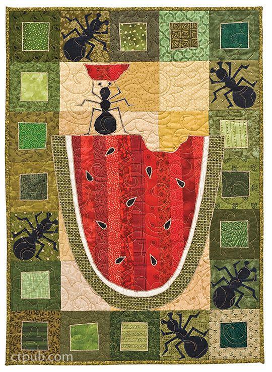 Watermelon Picnic Quilt