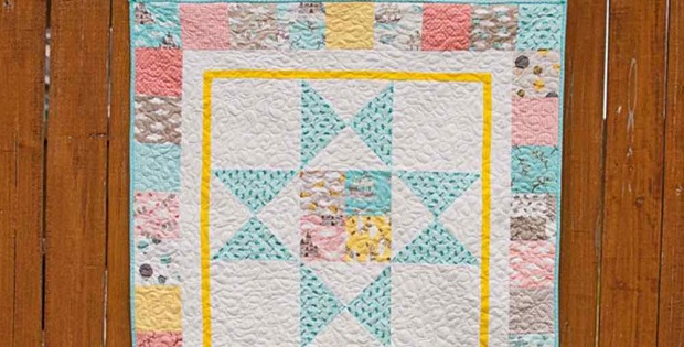 Story Book Star Quilt