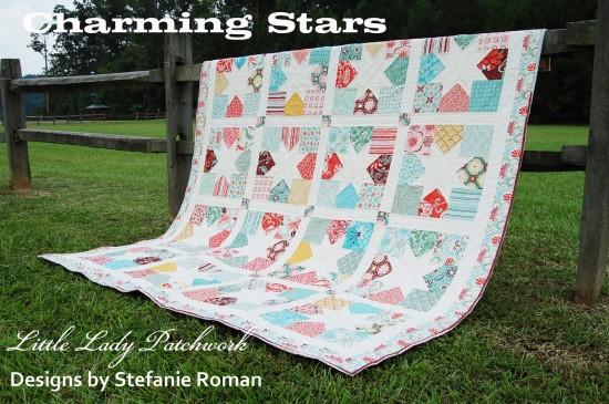 Charming Stars Quilt