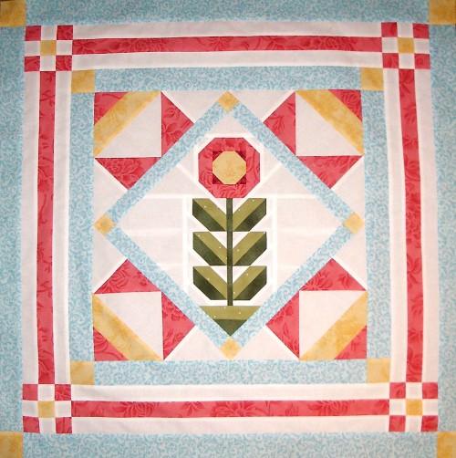 Bloom Mini Quilt