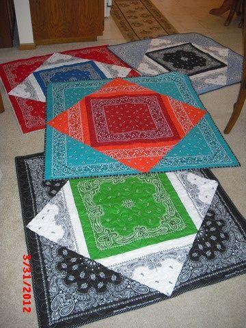 Bandana Quilts