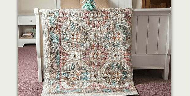 Charlotte's Lace Quilt Pattern