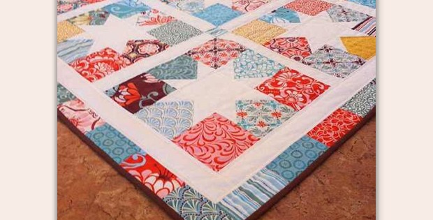 Charming Stars Quilt