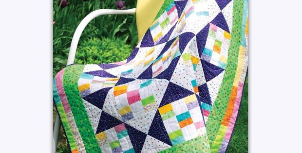 Polka Dot Party Quilt Pattern