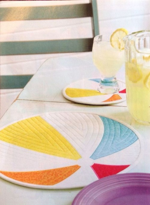 Just Beachy Table Set