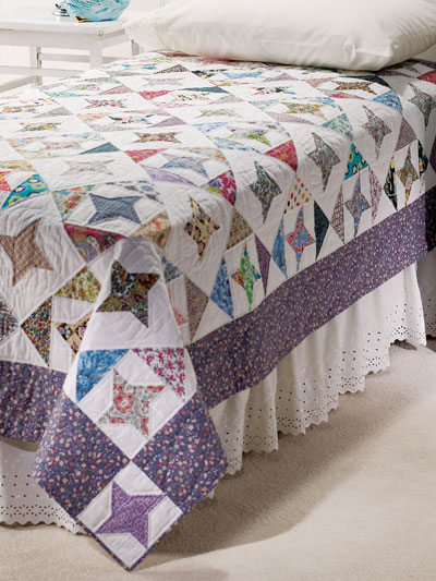 Back to the Fifties Quilt