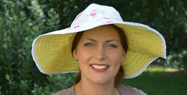 Cote d'Azur Sun Hat