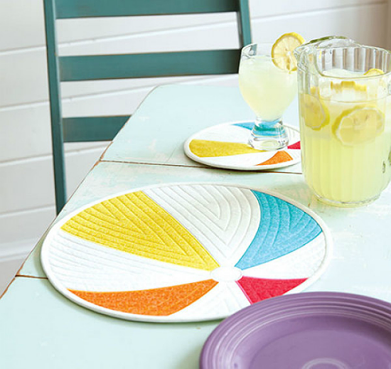 Just Beachy Table Set Pattern