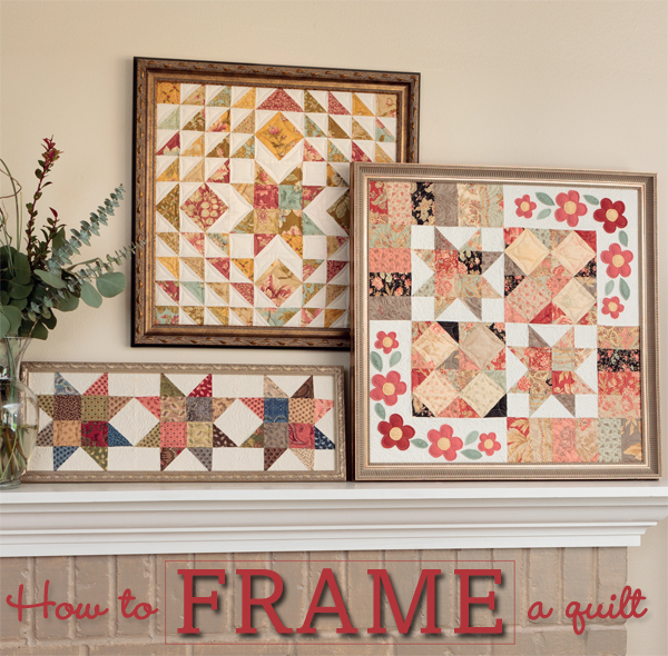 How To Frame A Quilt Frame Design Amp Reviews