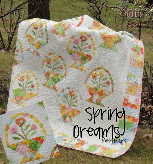 Spring Dreams Quilt