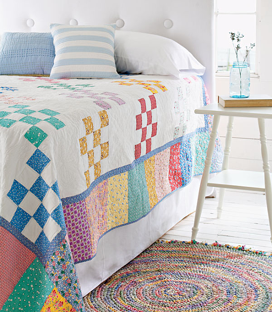 Suite Dreams Quilt Pattern